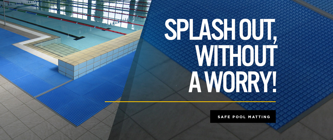 Safe Pool Matting