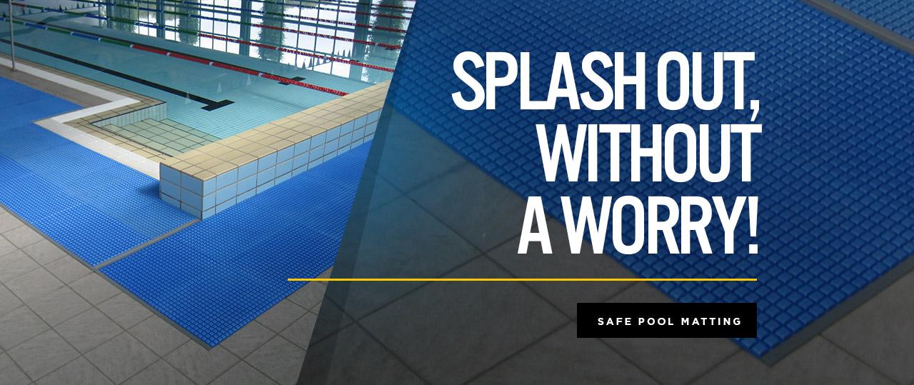 Safe Pool Matting
