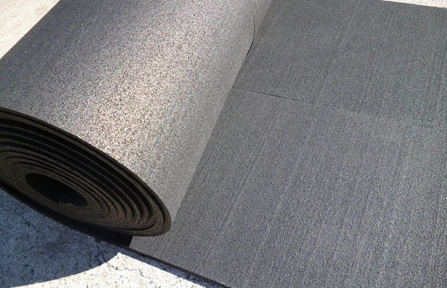 Recycled Tyre Crumb Matting