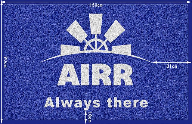 Airr Logo Mat