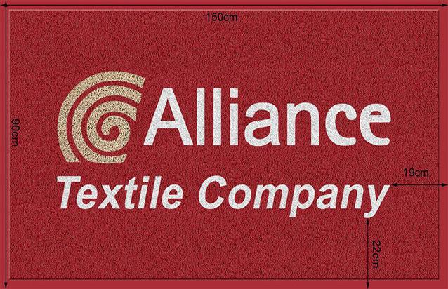 Alliance Logo Mat