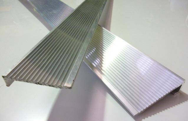Aluminium Diminishing Strips