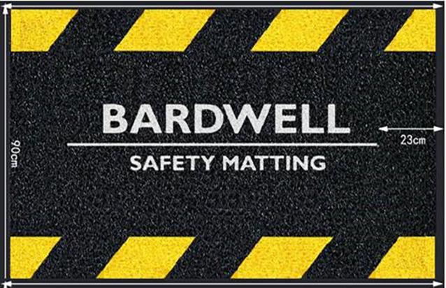Bardwell Loopstyle Logo Mat