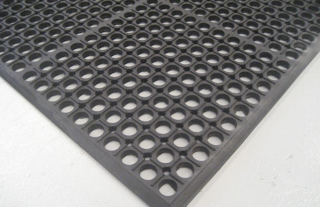 Non Slip Bevelled Edged Safety Mat