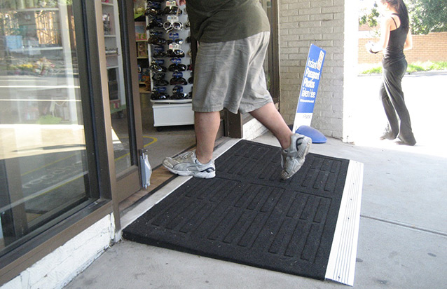 Enviro Wheelchair Ramp Mat
