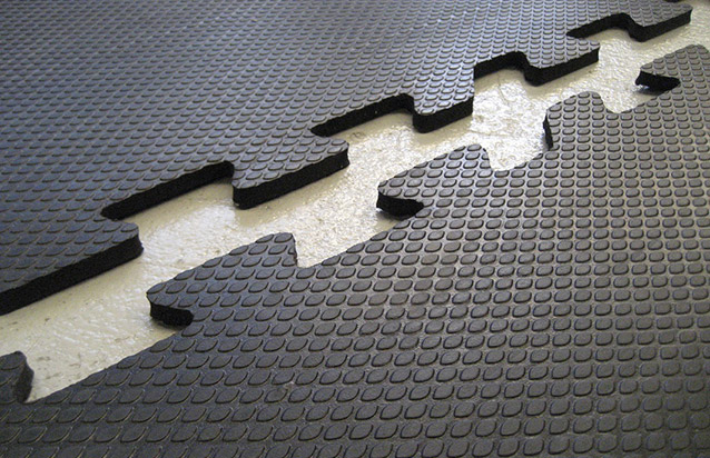 Grip Top Gym Tiles