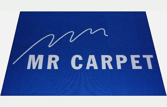 Custom Logo Carpet Tile
