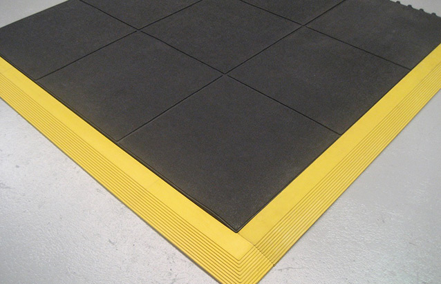Cushion Walk Module Safety Matting Bardwell Safety Matting