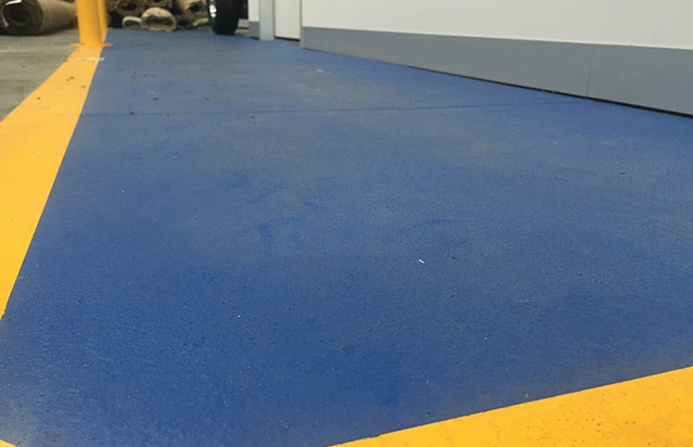 Rubber Granule Non – Slip Paint