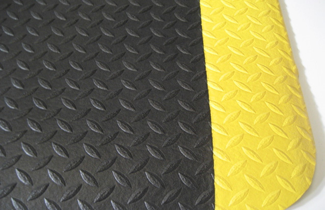 Safety Cushion Diamond Foam Matting