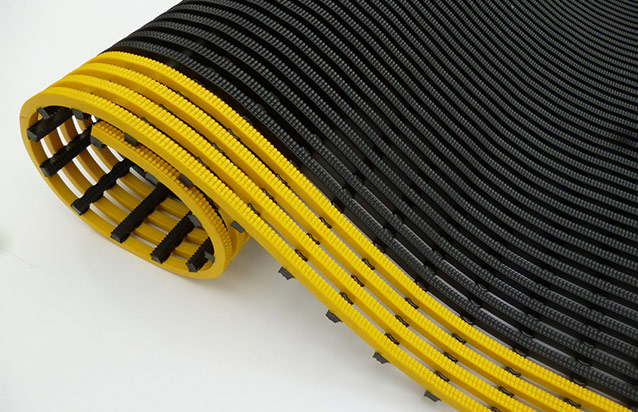 Vyna Grip Yellow Style Matting