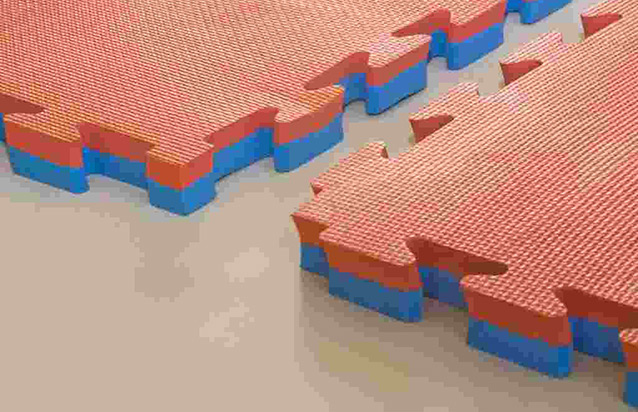 Comfort Floor Tiles