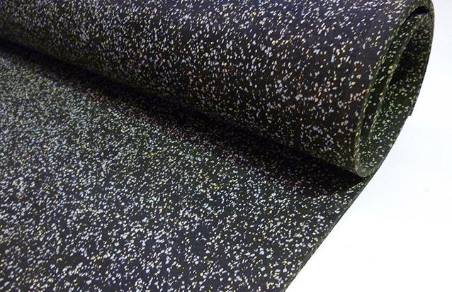 Enviro Duralast Rubber Flooring
