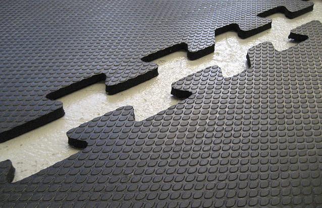 Grip Top Gym Tiles