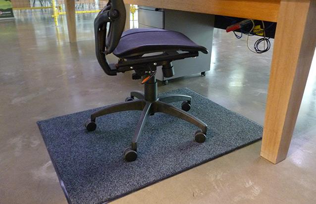 Polyplush Chair Mat