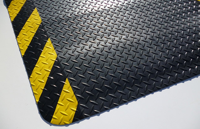 Safety Alert Spongecote Matting